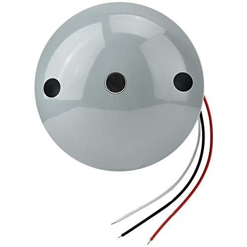 Presupuesto:  condicion: NUEVO  Material: ABS  Color opcional: Blanco, Gris  Sensibilidad: -43db  Frecuencia de respuesta: 100 ~ 12000 HZ  Corriente de funcionamiento: 5mA ~ 30mA  Voltaga de funcionamiento: 9 ~ 14V  Voltaje máximo de salida: 5V-upp  ...
