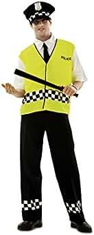 My Other Me Me - Disfraz de Policía con chaleco 401d613d901