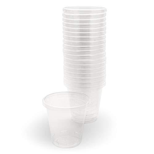 Starke /& Stabil Suppenschale Sch/üssel matana 100 Premium Einwegschalen Zuckerrohr 500 ml Biologisch Abbaubar /& Kompostierbare Einweggeschirr Umweltfreundlich Mikrowellensicher /& Praktisch.