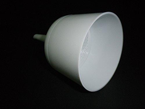 BÜCHNER Trichter PP d=160 mm Filter höhe 280 mm loch Ø 3 mm