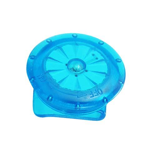 KaariFirefly Praktische Mini-Schuhe-Clip, LED-Licht für Nacht, Outdoor, Lauflicht, Radfahren, Sport, helle Warnleuchte grün (Läufer Strobe)