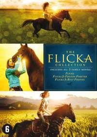 Flicka Trilogie: Flicka + Flicka 2: Amis Pour La Vie + Flicka 3