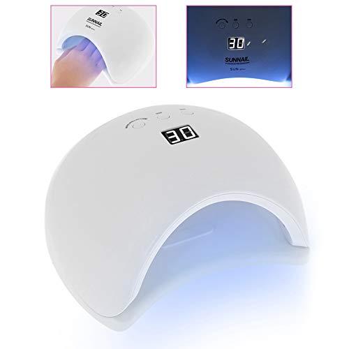 48W Secador Uñas - Lámpara Uñas LED UV - Manicura
