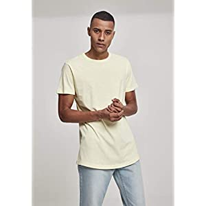 Urban Classics Herren Shaped Long Tee T-Shirt