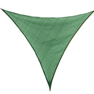 Voile d'ombrage Triangle 3 metres Pare soleil Jardin