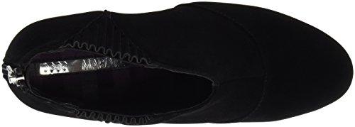 Maria Mare Damen Basic Calzado Señora Geschlossene Schuhe mit Absatz Schwarz (PEACH NEGRO)