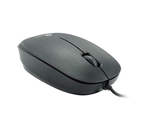 ZEBRONICS Optical USB Mouse Power(Black)