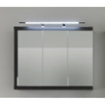 Trendteam 1100 226 00 luminaire de salle de bains et bo tier interrupteur prise pour armoire - Luminaire salle de bain avec prise ...