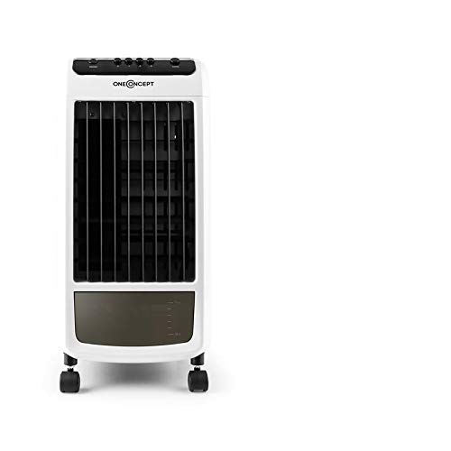 Oneconcept Caribbean Blue Summer Edition • Ventilatore • Sistema di Rinfrescamento ad...