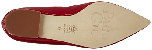 Paco Gil P3213, Ballerines   Femme Rot (PASSION)