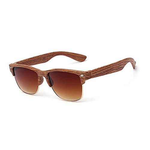 Sonnenbrillen für Damen Herren Auti-UV Sonnenbrille ohne Rand Brillen Sonnenbrillen mit halbem Rahmen Gafas De Sol
