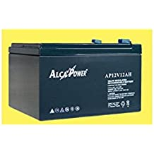 MICROELETTRONICA - Tamaño de la batería recargable hermética de 12V 12Ah - (mm) 151x98x94 (h) 204 038