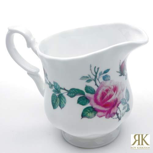 Roy Kirkham English Rose Creamer -