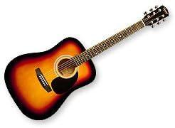 Fender Squier SA105 sunburst Guitarra Acústica
