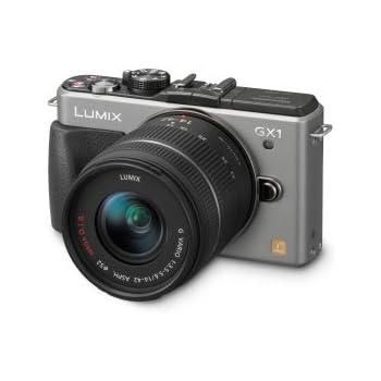 Panasonic Lumix DMC-GX1 Appareils Photo Numériques 16.68 Mpix