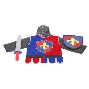 Medieval Knight Role Play Kostüm Set M & D Toys 4849-Dramatic-Rollenspiel Outfit for Fun Spielzeug, Spiele, Kinder, wenig, Kleinkind