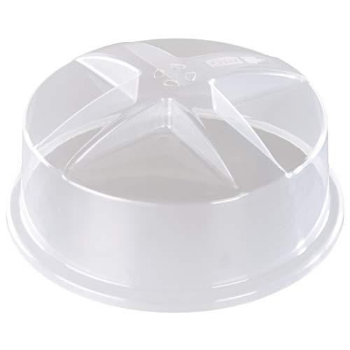 Xavax 00111534 S-Capo Mikrowellenhaube Transparent (diffus)