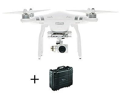 DJI Phantom 3 Advanced With B&W Hard Case Including Laser Cut Foam
