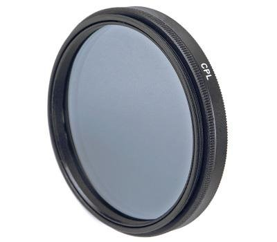 CPL Digital Zirkular Polfilter 52mm - Circular Pol Filter - CPL-Filter - (Pol-filter 52mm Nikon)