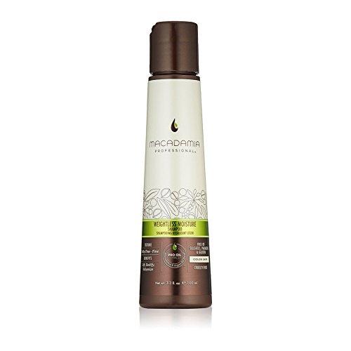 Macadamia Weightless Moisture Shampoo - 100 ml