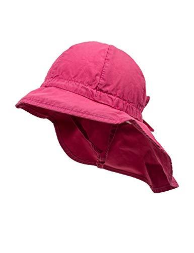 maximo Baby - Mädchen Schildmütze Mütze, per Pack Rosa (rosa Malve 41), 49...
