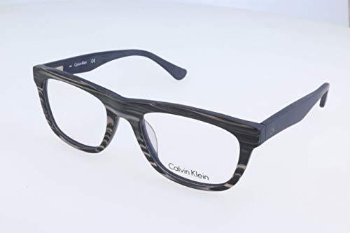 Calvin Klein Unisex-Erwachsene oK Brillengestelle, Black, 54