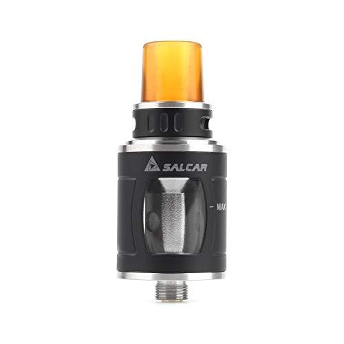 Salcar V60 & S60 Verdampfer für e Zigarette/e Shisha, 0,0mg Nikotin, 0.5 ohm / 2.0ml, 0,00mg Nikotin