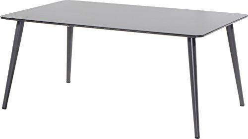 Hartman Gartentisch Tisch Esszimmertisch Aluminium/HPL 'Sophie Studio' 170 x 100 cm