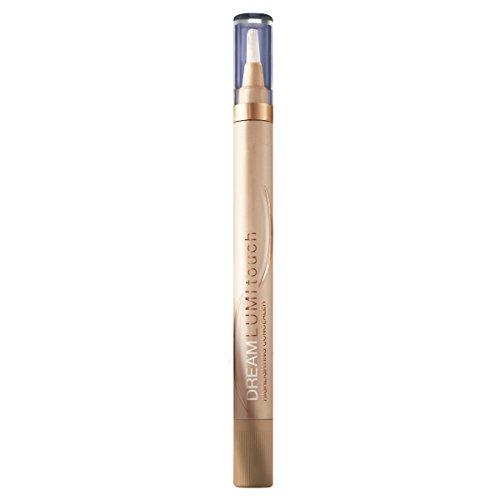 Maybelline New York Dream Lumi Touch Concealer Ivory 01/Elfenbeinfarbener Abdeckstift, Teint-Make-Up zum Abdecken und Aufhellen, inkl. Dreh-Applikator, 1 x 1,5 ml