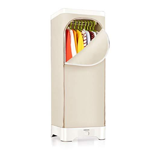 GUO@ Secadora ropa Ahorro energía Doble capa Calentador