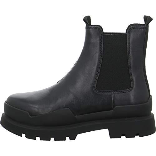 g star stiefeletten G-STAR RAW Damen Rackam WMN Chelsea Boots, Schwarz (Black 990), 38 EU
