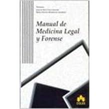 Manual de medicina legal y forense