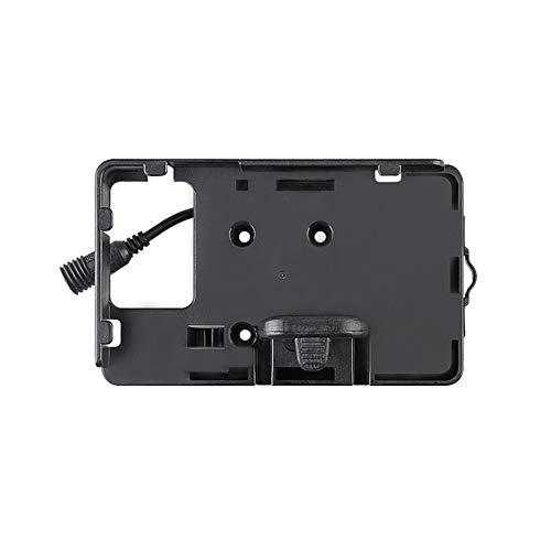 Soporte de navegación móvil para Motocicleta, Carga Dual USB, Adecuado para BMW...