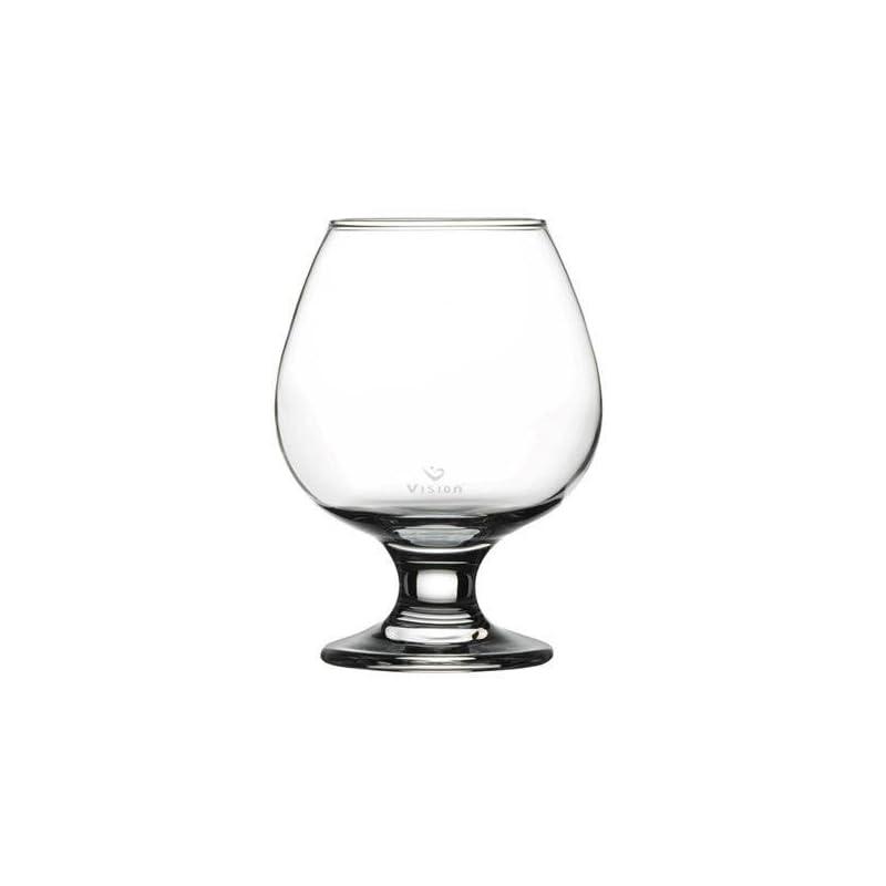 Cognac Glserset Brandy Glas 6er Set Digestif Weinbrandglas Cognacglser 398cc