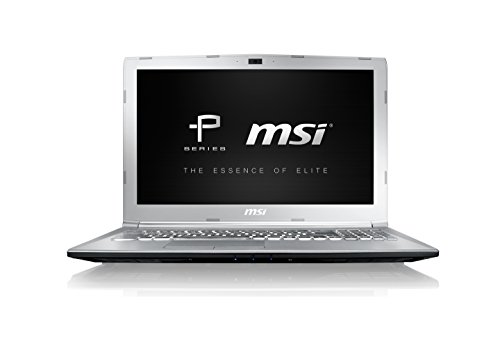 MSI PE62-7RD Laptop (DOS, 8GB RAM, 128GB HDD) Silver Price in India