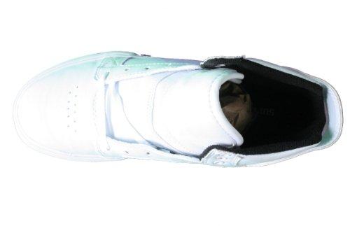 Supra Skytop Youth S4000, Sneaker unisex bambino Bianco (bianco)