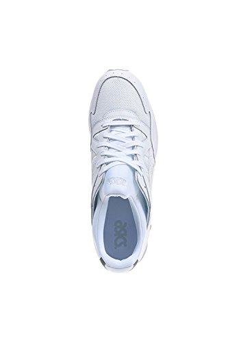 Asics Hl6g3, Chaussures Mixte Adulte Blanc