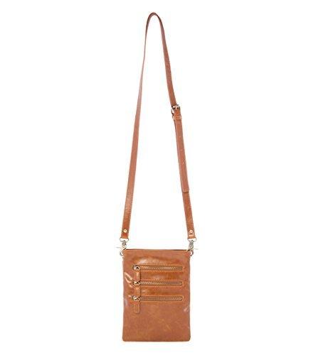 Shiraleah Harper Crossbody Tasche Wandern Daypacks, Sattel