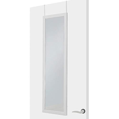 Lola home 122542 Espejo Puerta Moderno Blanco