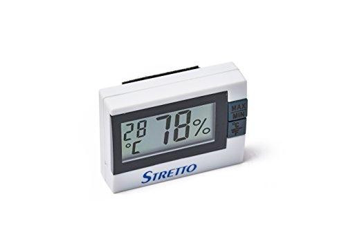 STRETTO STR-1060 Hygrometer für Streichinstrumente (Luftbefeuchter Viola)