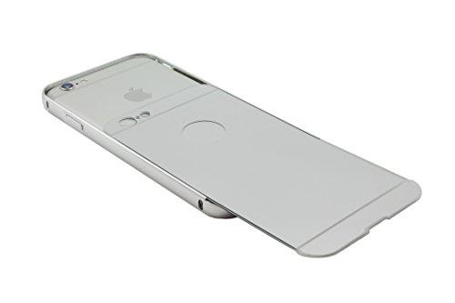 Image of SphinxGearMirrored Mobile Phone Case for iPhone 6S, 6, SE, 5S, 5 Aluminium Metal Bumper for Optimum Protection of Your Apple iPhone