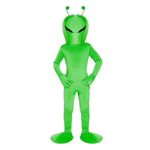 (Alien Kostüm Kinder - Außerirdischer Karnival Kostüm Kinder)