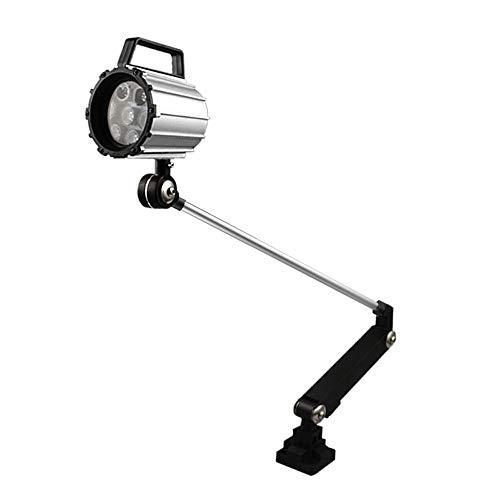 Brazo largo LED Lámpara mesa plegable 7WIP67 Resistente