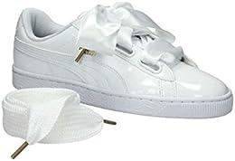 zapatillas puma basket heart imitacion