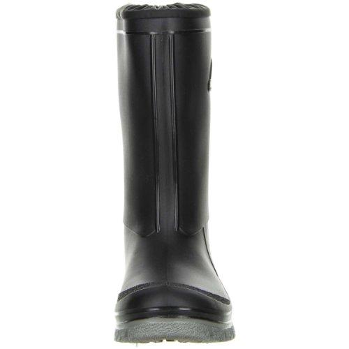 SPIRALE Damen Gummistiefel 100% Cadmium Nickel Blei FREI schwarz Schwarz