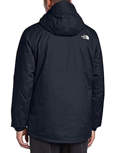 The North Face Herren Hardshelljacke Quest Insulated, tnf black, XXL, T0C302JK3 - 3