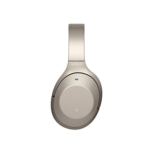 Sony WH-1000XM2 Bluetooth High-Resolution Kopfhörer (Noise Cancelling, kabellos, NFC, Headphones Connect App, bis zu 30 Stunden Akku, Amaz...