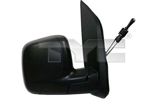 1 x Rétroviseur extérieur gauche côté conducteur () pour Nemo 02/08 DAPA 3090090