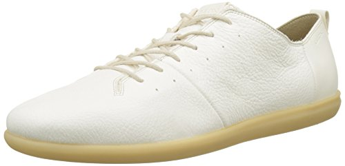 Geox U New Do B, Sneakers Basses Homme Blanc (Whitec1000)