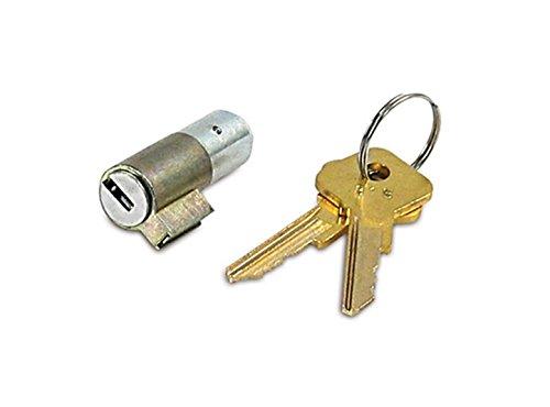Schloss - Sitzbankschloss + 2 Schlüssel für Simson Schwalbe Kr51 KR51/2 (4-059) (1 Sitzbank Eine)